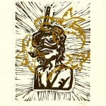 """""""Scuba Swarm"""" – Lino-Prints"""