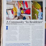 "'In Residence' Project featured in Savannah Magazine ""Best of"" Issue"