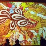 &#8220;iLLmotion&#8221; Projected Animations