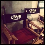 Artist &#8220;DrZ&#8221; helps put the New York back into the CBGB movie in Savannah